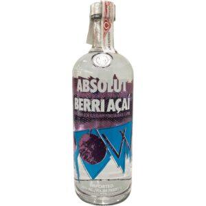 Absolut Berri Acaí