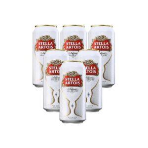 Stella Artois 473 cc x 24 u