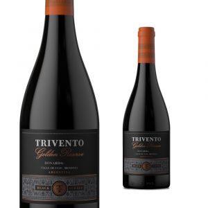 Trivento Golden Reserve Black Series Bonarda