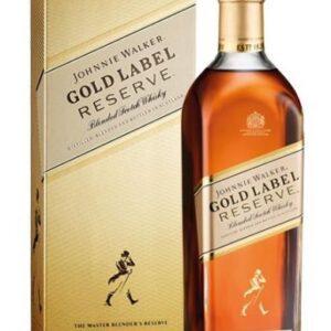 Jhonnie Walker Gold Label