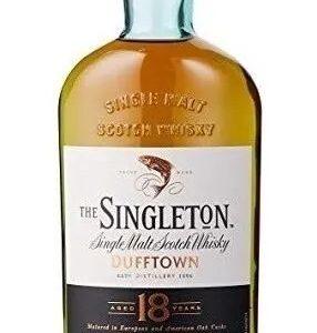 Singleton 18 Años