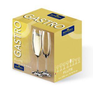 Copa Champagne Bohemia Crystal 230 ml