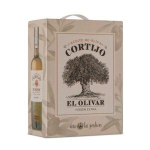 Aceite De Oliva El Cortijo Bag in Box