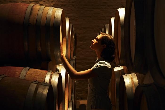 ¿Por qué se guarda el vino en toneles?