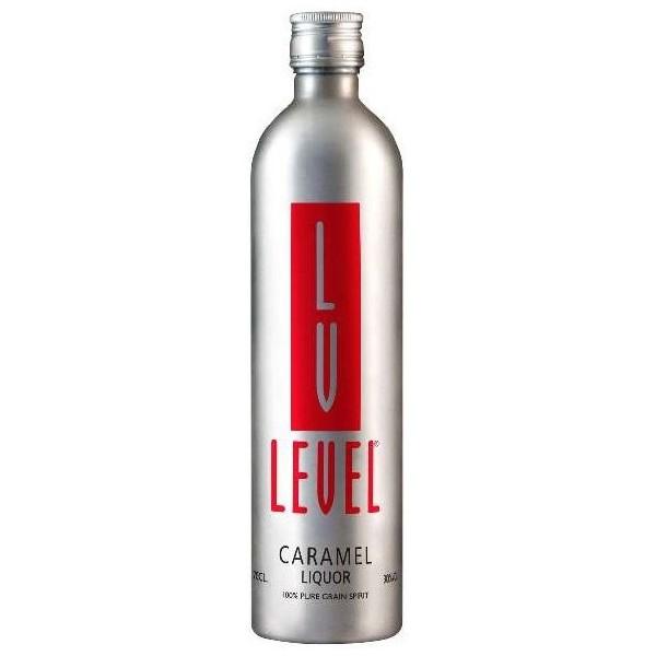 level caramel liquor